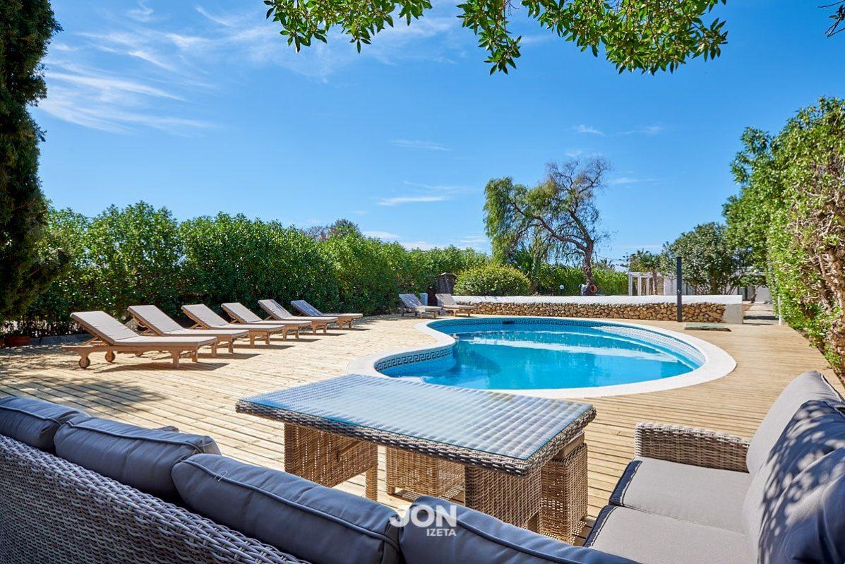 Villa Cas Mut with Touristic License