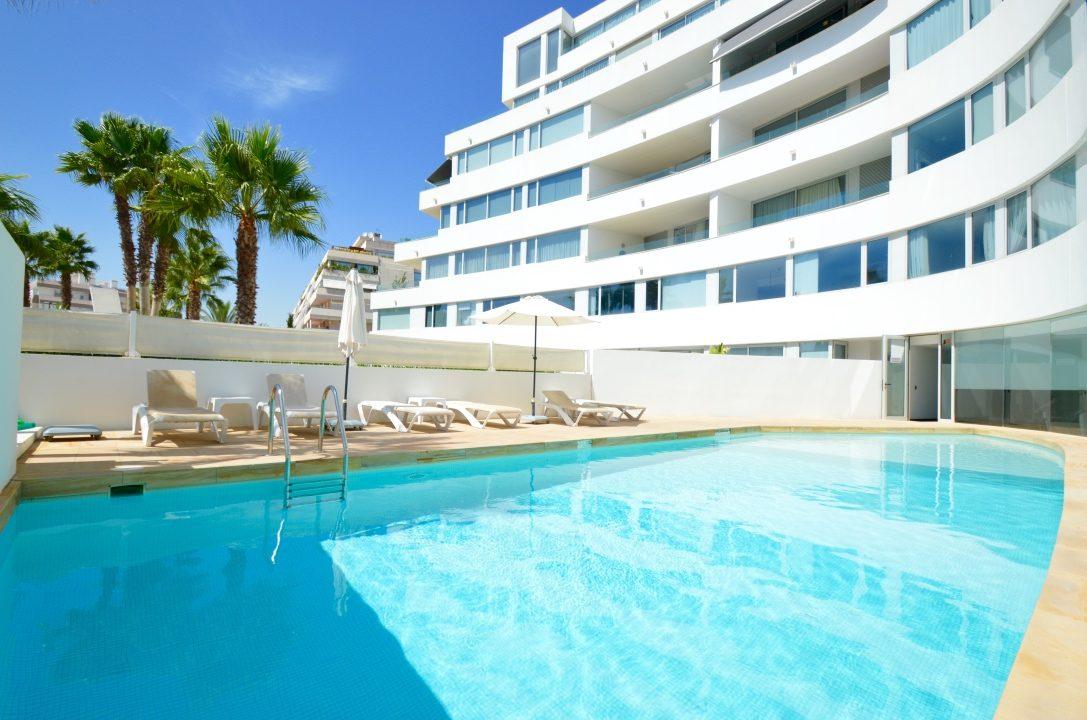 Luxury Apartment Botafoch - Housing Ibiza